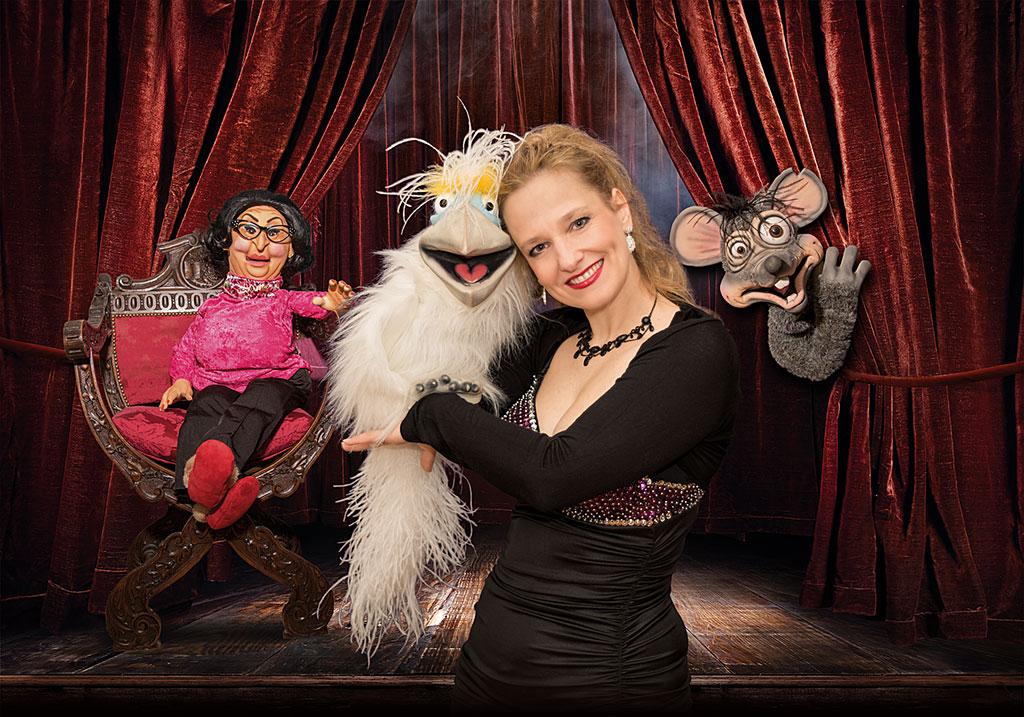 Murzarella und ihre Puppen
